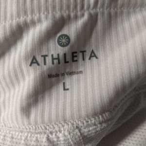 Athleta Skirts - Athleta | Arctic White Good Match Tennis Skirt